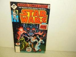 Vintage COMIC-MARVEL COMICS-STAR WARS- VOL.1 # 4 - October 1977- -GOOD-L113 - $18.61