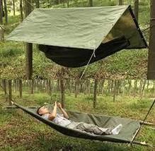 Ultimate Nylon Hammock has Mosquito Netting, Ca... - $59.95