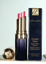 New Estee Lauder Double Wear Stay In Place Lipstick 05 Stay Pink - $64.34