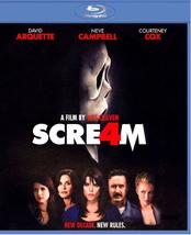 Scream 4 [Blu-ray]