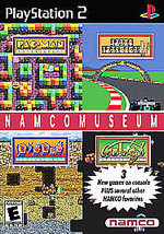 Namco Museum (Sony PlayStation 2, 2001) PS2 Complete - $7.46