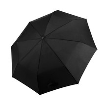 "Rainscape Windproof Portable Folding Umbrella with 8 Ribs (Black) 37"" - $21.86"