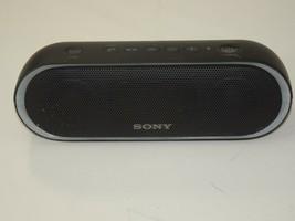SONY SRS-XB20/BLK Portable Wireless Speaker - $49.55 CAD