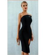 ITCQUALITY WOMEN BODYCON BANDAGE DRESS SUMMER SEXY ELEGANT ONE SHOULDER ... - $120.00