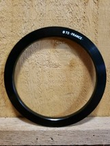 GENUINE COKIN P SERIES 72mm ADAPTER RING, MADE IN FRANCE - $18.02