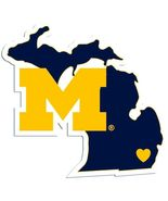 University of Michigan (U of M) Wolverines Home... - $7.00