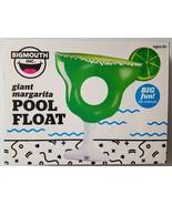 Big Mouth Inc Margarita Inflatable Swimming Pool Float Tube Mat Lounge -... - $24.74