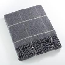 Fennco Styles Sevan Collection Geometric Design Wool Blend Throw Blanket - $79.99