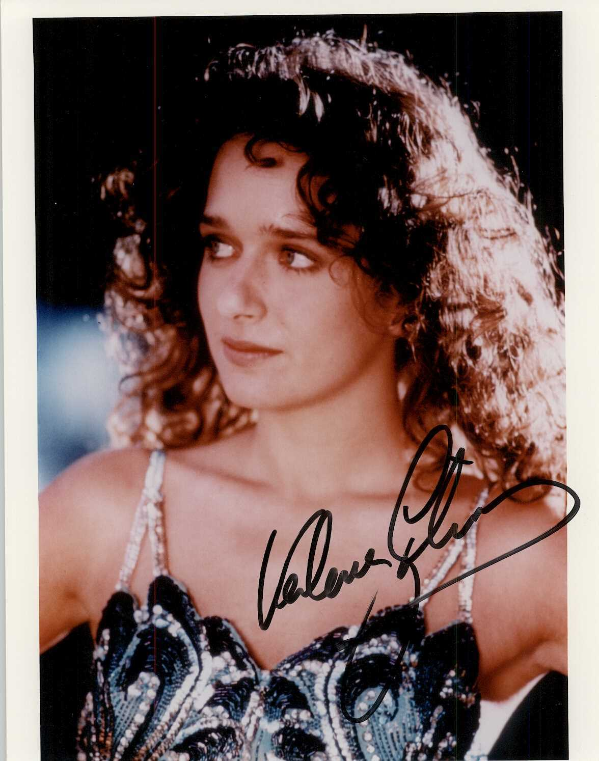 Primary image for Valeria Golino Signed Autographed Glossy 8x10 Photo