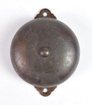 Antique 1800's Muffin Bell Wall Mounted Alarm P & F CORBIN  - $64.34