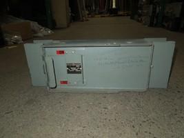 Trumbull Electric SW2-363 100A 3P 600V Type SW2 Fused Panelboard Swing-W... - $850.00