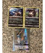 (Fake) Pokémon Cards Cobalion GX 168/181 Full Art Ultra Rare & Oranguru 82/149 - $3.99