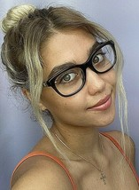 New BURBERRY B 2213-F  3544 53mm Clear Blue Rx Women's Eyeglasses Frame - $129.99