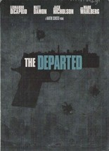 The Departed (Special Edition Steelbook)  DVD