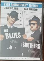 THE BLUES BROTHERS 25th Anniversary Edition John Belushi Dan Aykroyd DVD... - $5.95