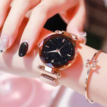 Wanda Luxury Watch Starry Sky Magnetic Waterproof Luminous dial - $29.99