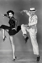 Cyd Charisse Fred Astaire Silk Stockings Dancing Studio Pose 18x24 Poster - $23.99