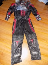 Boy's Size Small 4-6 Marvel Ant-Man Halloween Costume Jumpsuit & Mask New - $28.00