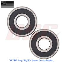 Front Wheel Bearings For Harley Davidson 1200cc XL 1200 Custom 2000 - 2003 - $36.00
