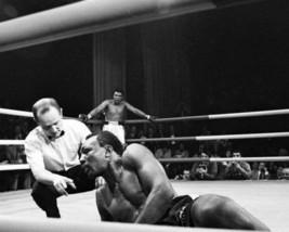 Bob Foster Vs Muhammad Ali 8X10 Photo Boxing Picture b/w - $3.95