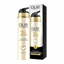 Olay Total Effects 7 in One Day SPF 15 Lightweight Anti-Ageing Cream - 5... - $20.81