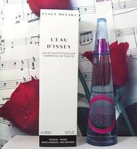 L'eau D'issey Pour L'ete Summer Edt Spray 3.3 Fl. Oz. Ntwb. 2013 - $129.99