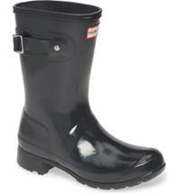 Hunter Women's Original Tour Short Gloss Rain Boot 10 M - $98.00