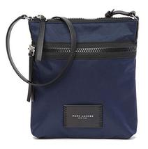 Marc Jacobs NS Nylon Crossbody Bag (Indigo) - $184.24