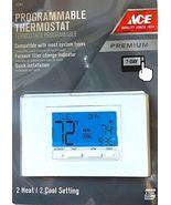 Ace Programmable 7-Day Thermostat 42361 (ATX9100U) - $32.95