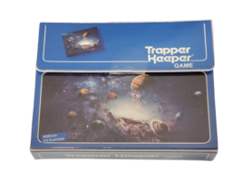 NEW SEALED Trapper Keeper Board Game Blue Outer Space - $19.79
