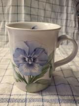 Vintage Otagiri Pansy Coffee Mug Creative Collection Japan - $9.11