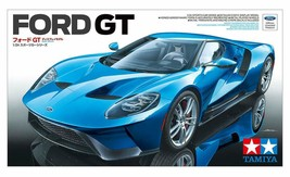 Tamiya #24346 1/24  Super Sports Car Kit Ford GT Coupe - $43.93