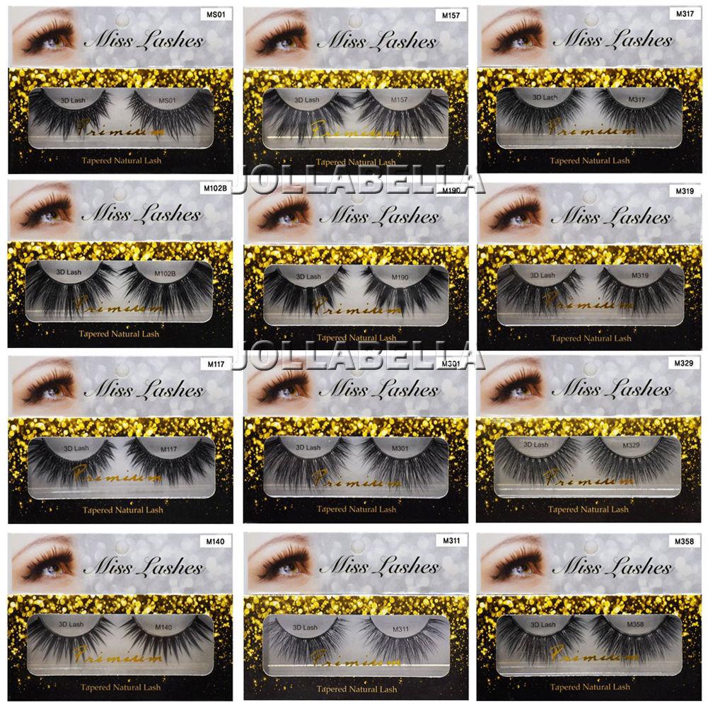 0b4fbb8f5f9 Miss Lashes 3D Eyelashes False Silk Lash and 50 similar items. 57