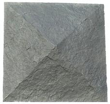 "NextStone 18"" x 18"" Sandstone Column Wrap Cap - Charcoal - $39.81"