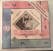 An Income of Her Own Board Adult Game 2 to 8 Players Business game New SEALED - $74.24