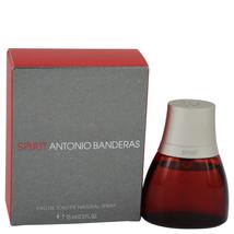 Spirit by Antonio Banderas For Men 0.5 oz Eau de Toilette Spray New In Box - $11.40
