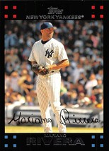 2007 Topps #570 Mariano Rivera > New York Yankees - $0.99