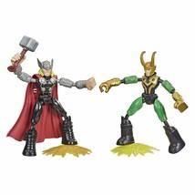 Avengers AVN Bend and Flex Thor VS Loki - $34.79