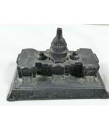 VTG Cast Iron The Capitol Washington D.C. figurine souvenir - $24.75