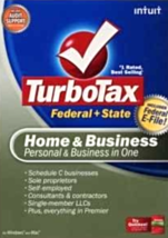 TurboTax Home and Business 2008 - $75.00
