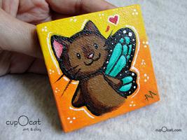 Brown kitty  5  thumb200
