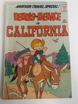 LOT of Silver Age Dennis the Menace Comics image 5