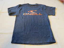 Boys youth O'Neill surf skate M Runner T shirt Youth NVH navy hth SP6218402 - $16.03