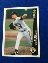 BASEBALL TRADING CARD UPPER DECK 1996 #266 DENNY NEAGLE    (SS11) - $4.17