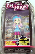 OFF THE HOOK Style Doll JENNI Concert With Bonus Fashions - $9.89