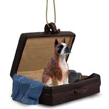 Conversation Concepts Boxer Brindle Traveling Companion Ornament - $15.99
