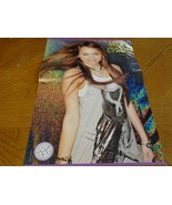 Miley Cyrus teen magazine poster clipping Hannah Montanna owl shirt Pop ... - $4.00