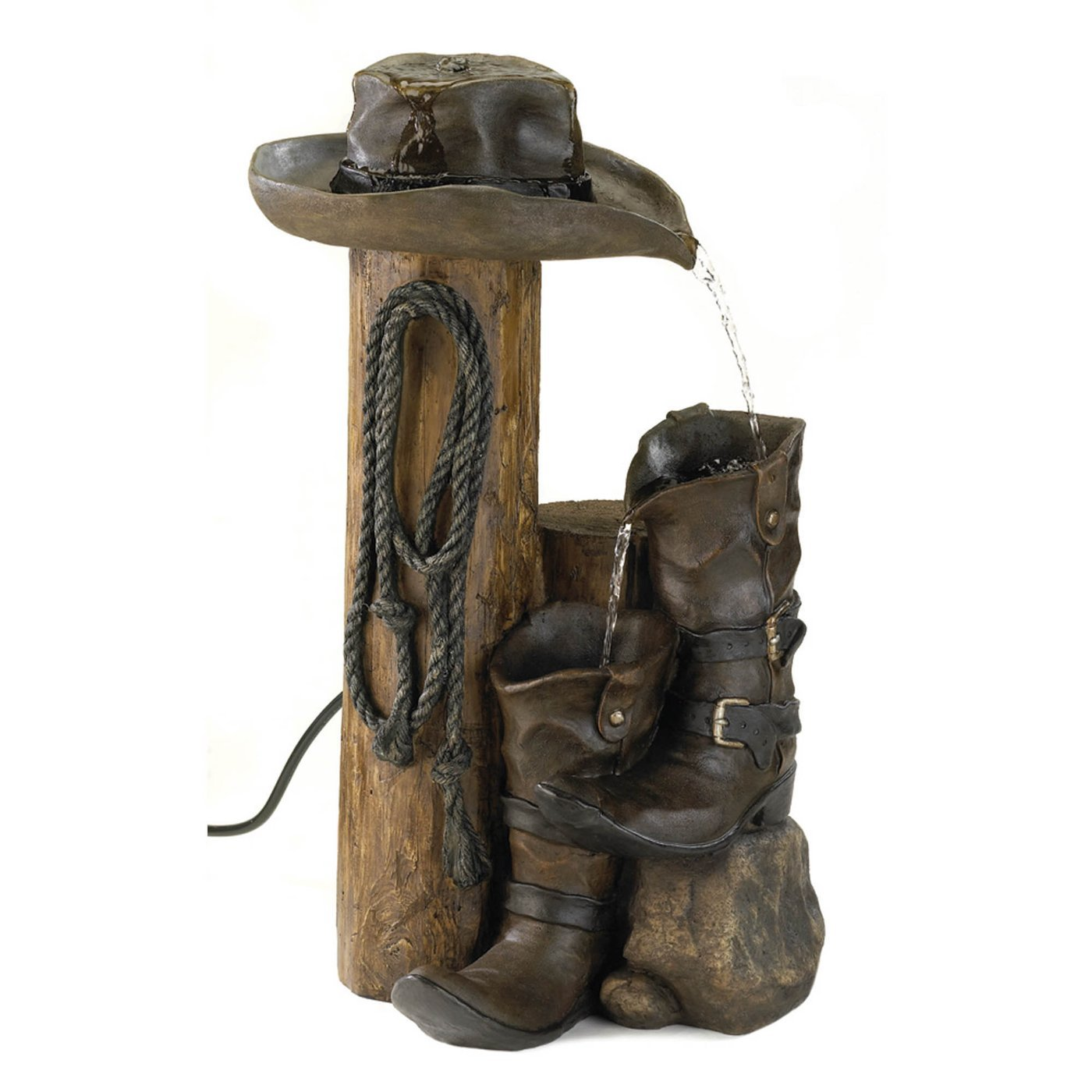 Wild West Water Fountain (Pump Included) - $122.50