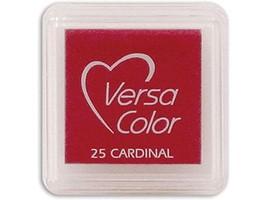 Tsukineko VersaColor Cube Ink Pad, Cardinal #25