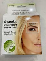 GODEFROY INSTANT Eyebrow Tint Natural Gel Colorant Kit - NATURAL BLACK - $11.50